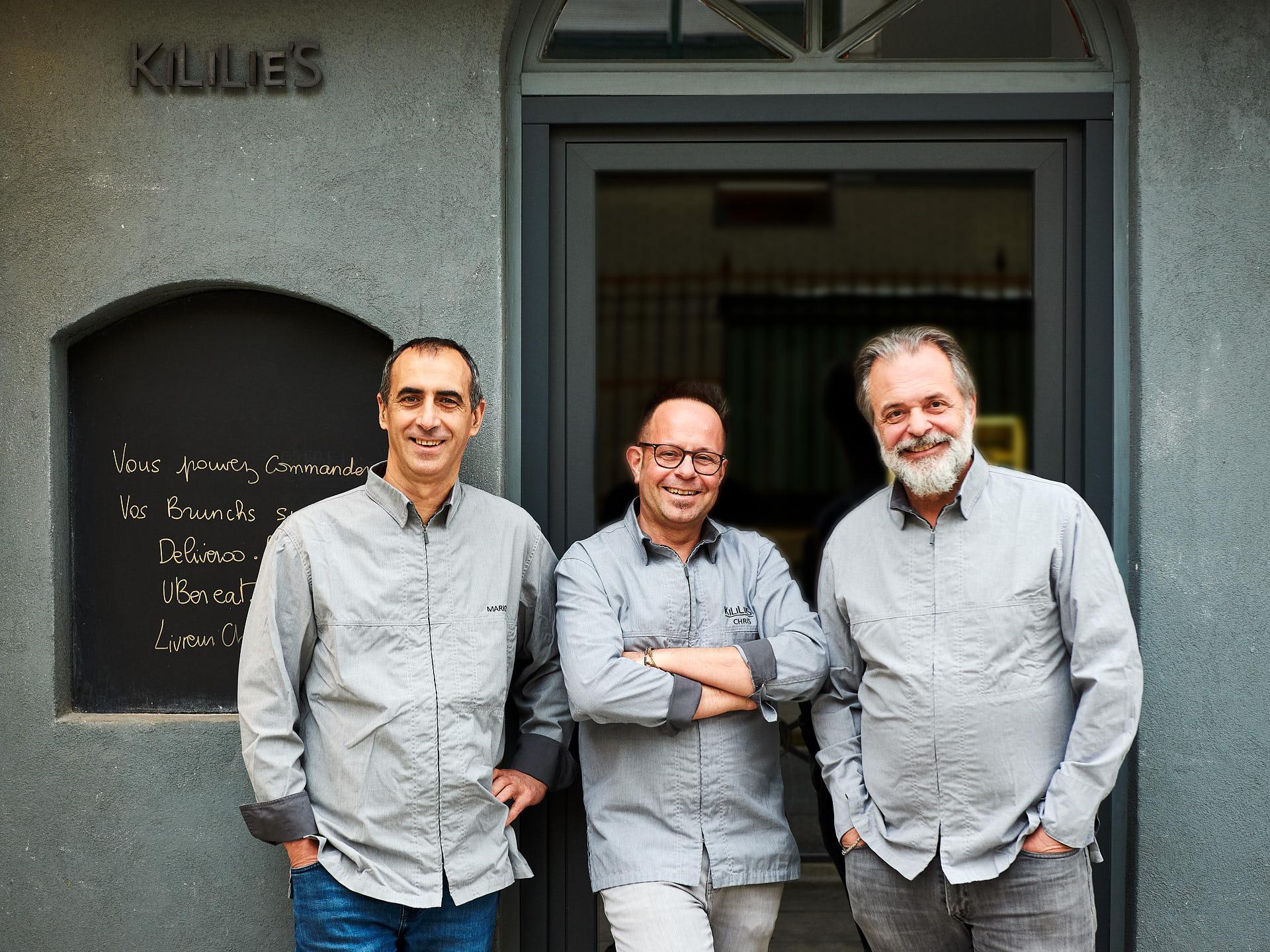 Staff Kililie's
